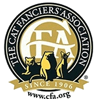 CFA Registered Cattery